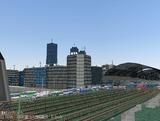 仙急スタジアム寝台特急15