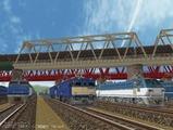 Nゲージレイアウト貨物ローカル線11