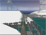 雪景色完成その26見張線12