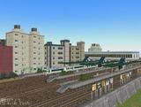 ニュータウン駅2