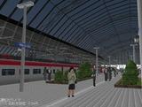 ドイツ鉄道ステーション ドーム23.