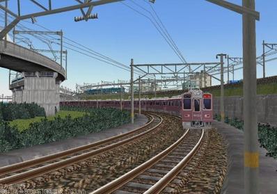 KATOレイアウトプラン6-9-阪急8000形2