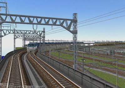 KATOユニトラックレイアウトプラン集6-9貨物線上り線3