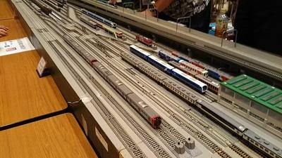 鉄道模型運転会2019Nゲージ10