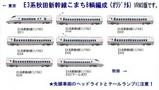 E3系秋田新幹線8