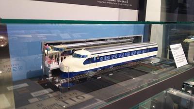 京都鉄道博物館125-新幹線0号開業記念1