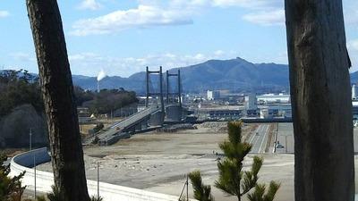 松川浦景色その1 鵜ノ尾崎灯台3