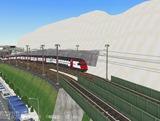 スイス国鉄IC2000二階建て客車3