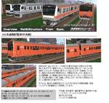 201系オレンジ色VRM4-1