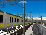 進撃の通勤電車39  JR209系南武線6.