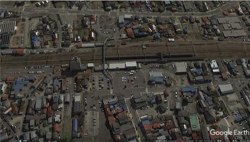 東北本線白石駅図3