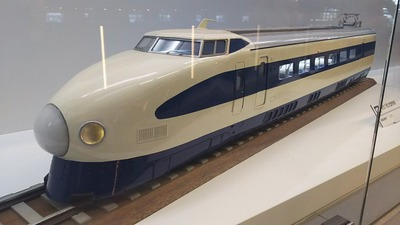 鉄博35−東海道新幹線試験車両951系