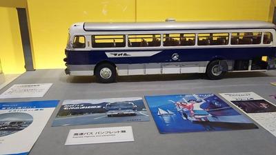 京都鉄道博物館87国鉄ハイウェーバス1分15-1