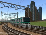 E231系常磐線5