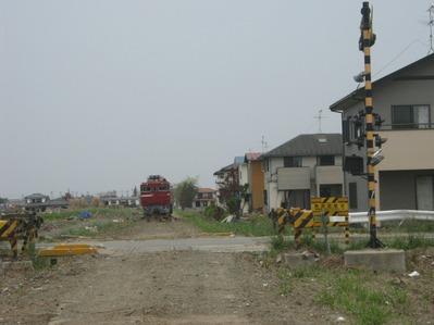 常磐線 3.11 ED75
