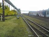 石巻貨物線 工場方向2.