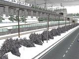 仮想津軽海峡線完成作り込み7