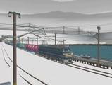 津軽海峡線コンテナ貨物1