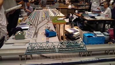 鉄道模型運転会2019Nゲージ1