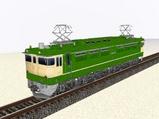 EF65緑