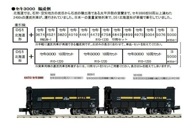 VRM3版貨物車両14年前のセキ3000-7