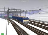 1000本記念雪景色2