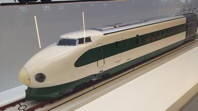 鉄博28−200系新幹線