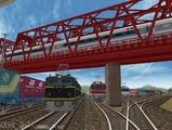 Nゲージレイアウト貨物ローカル線14