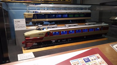 京都鉄道博物館130-485系ボンネット形