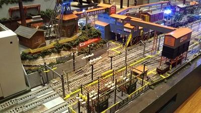 鉄道模型運転会2019Nゲージ18