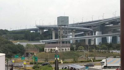 瀬戸自動車道与島ループ入口方面2