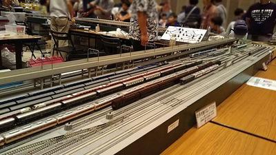 鉄道模型運転会2019Nゲージ11