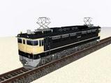 EF65黒