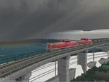 待避線レイアウト追加ローカル線DD51-6