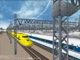 新幹線車両基地923系13