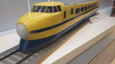 鉄博45−東海道新幹線0系ドクターイエロー