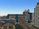ニュータウン駅8