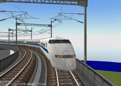 KATOレイアウトプラン集6-9東海道新幹線300系のぞみ4