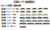 USO貨物編成配置表3.