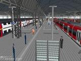 ドイツ鉄道ステーション ドーム26.