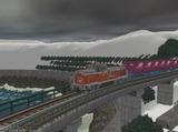 待避線レイアウト追加ローカル線DE10-3