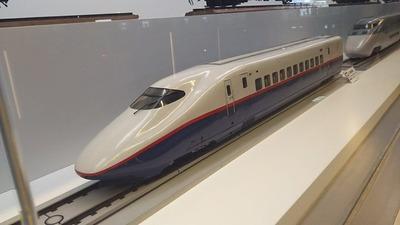 鉄博23-E2系新幹線はやて