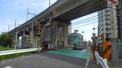 東北新幹線高架橋脚G