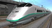 山形新幹線E3系旧色2