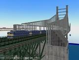瀬戸大橋1000トン試験17