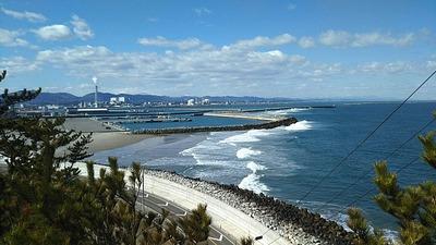 松川浦景色その1 鵜ノ尾崎灯台7