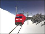 雪景色完成その8 DBBRe101-3