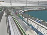 仮想津軽海峡線新幹線追加工事4