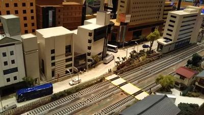 鉄道模型運転会2019Nゲージ17
