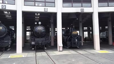 58-転車台と扇形車庫9